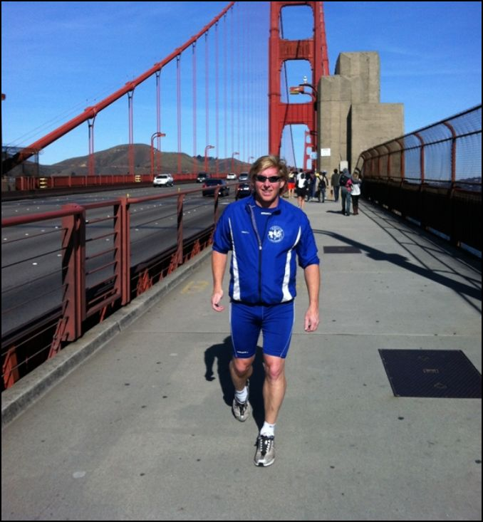 Philip Wildevuur Golden Gate Bridge Januari 2012